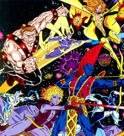 The Marvel Multiverse – Earth 691