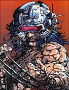 Logan in his Weapon X days