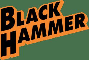 Black Hammer logo