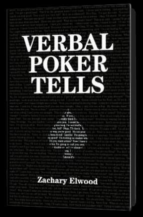 The Psychology Of Poker Pdf
