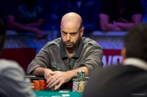 Amir Lehavot in 2013 WSOP Main Event