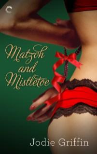 Matzoh and Mistletoe by Jodie Griffen