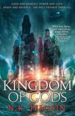The Kingdom of Gods by N.K. Jemisin