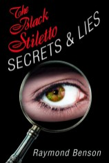 black stiletto secrets and lies by raymond benson