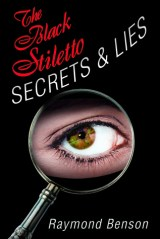 black stiletto secrets and lies by raymond benson