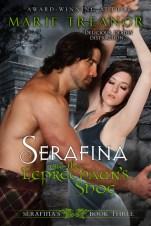 serafina and the leprechauns shoe by marie treanor
