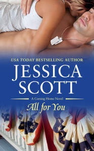 all for you by jessica scott