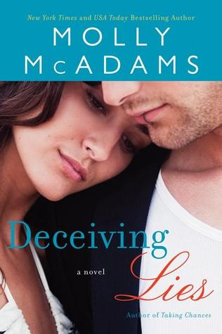 deceiving lies by molly mcadams