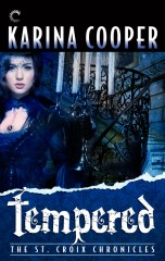 tempered by karina cooper