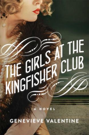 girls at the kingfisher club by genevieve valentine