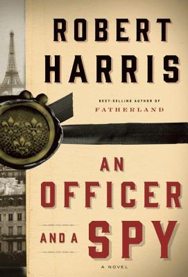 officer and a spy by robert harris