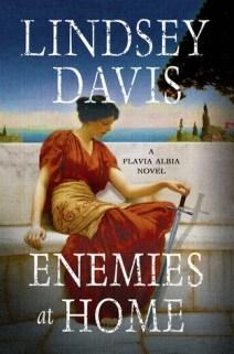 enemies at home by lindsey davis