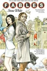 fables snow white by bill willingham and mark buckingham