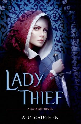 lady thief by ac gaughen