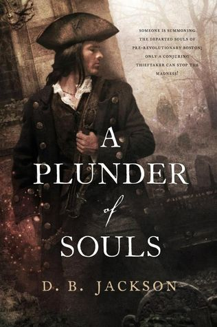 plunder of souls by d b jackson