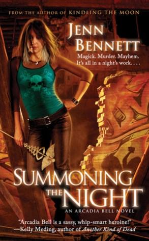 summoning the night by jenn bennett