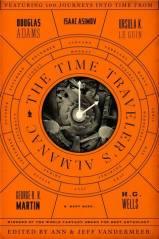 time travelers almanac by ann and jeff vandermeer