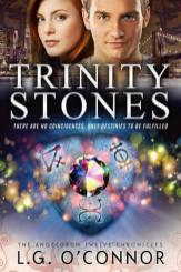 trinity stones by lg o'connor