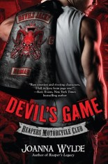 devils game by joanna wylde