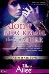 dont blackmail the vampire by tiffany allee