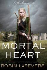 mortal heart by robin lafevers