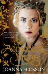 agincourt bride by joanna hickson