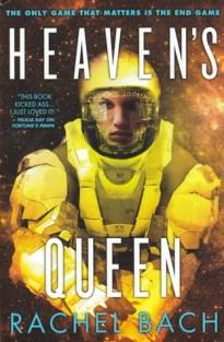 heavens queen by rachel bach