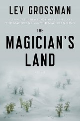 magicians land by lev grossman