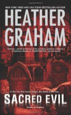 sacred evil by heather graham