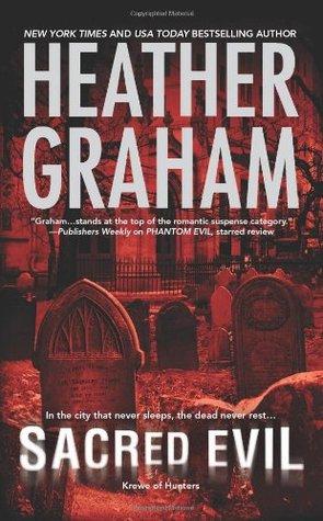 sacred evil by heather graham