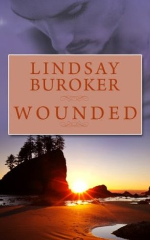 wounded by lindsay buroker