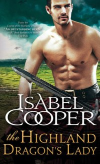 highland dragons lady by isabel cooper