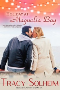 holiday at magnolia bay by tracy solheim