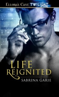 life reignited by sabrina garie