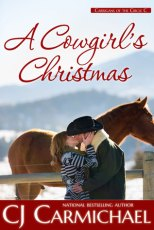 cowgirls christmas by cj carmichael