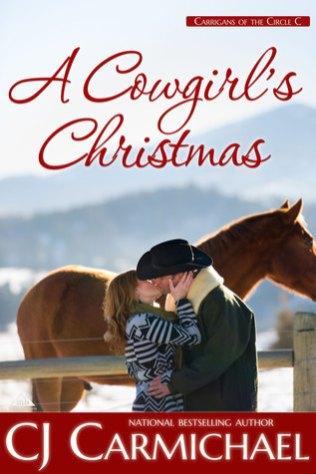 cowgirls christmas by cj carmichael