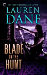 blade on the hunt by lauren dane