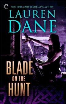 blade on the hunt by lauren dane