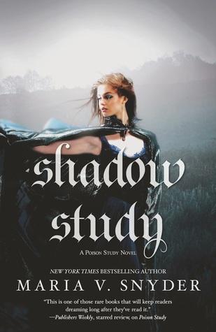 shadow study by maria v snyder
