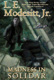madness in solidar by le modesitt