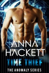 time thief by anna hackett