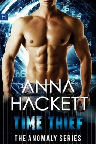 time thief by anna hackett
