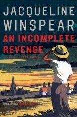incomplete revenge by jacqueline winspear