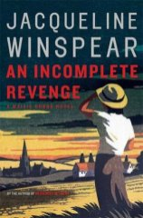 incomplete revenge by jacqueline winspear
