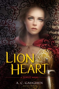 lion heart by ac gaughen