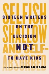 selfish shallow and self-absorbed by meghan daum