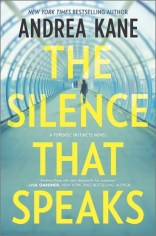 silence that speaks by andrea kane