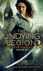 undying legion by clay griffith and susan griffith