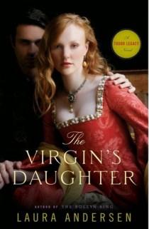 virgins daughter by laura andersen