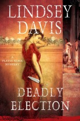 deadly election by Lindsey Davis